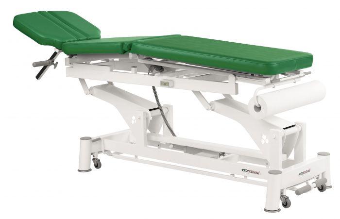 Table de massage électrique 3 plans Multi-fonctions Ecopostural C5591