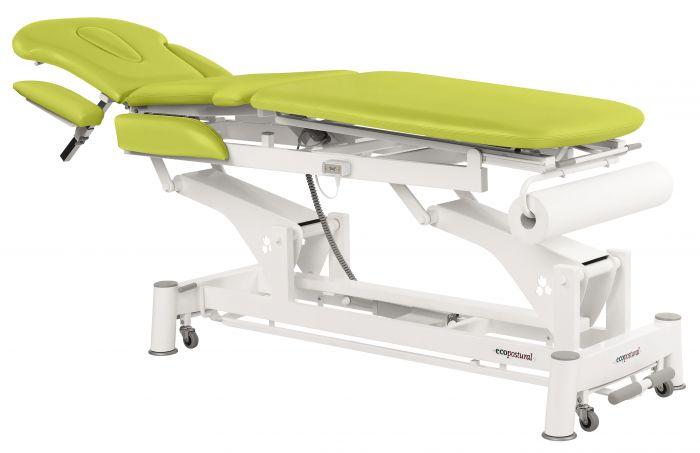 Table de massage électrique multi-fonction barre périphérique Ecopostural C5531