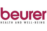 Beurer: Bloeddrukmeters, personenweegschalen, hartslagmeters tegen de beste prijs
